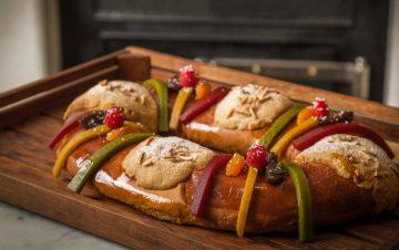 Rosca de Reyes Chef Patricia Quintana