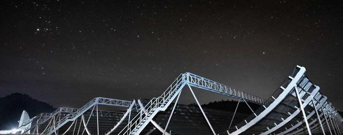 CHIME telescopio canadiense sciencemagcom señales de radio