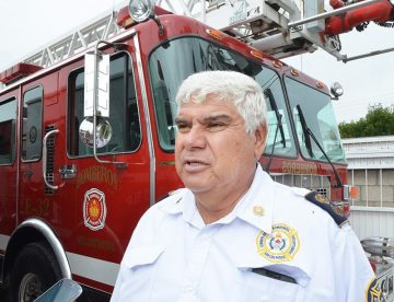 bomberos - adolfo benavente
