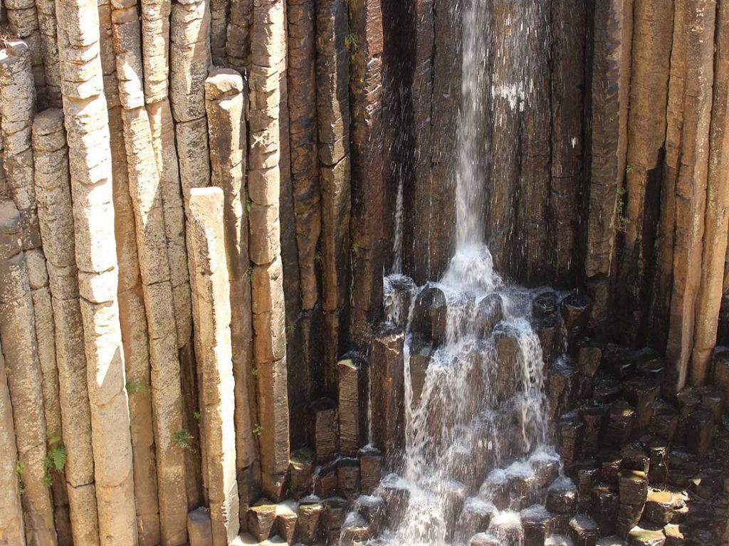 prismas basalticos en Hidalgo pueblos magicos para visitar viajar