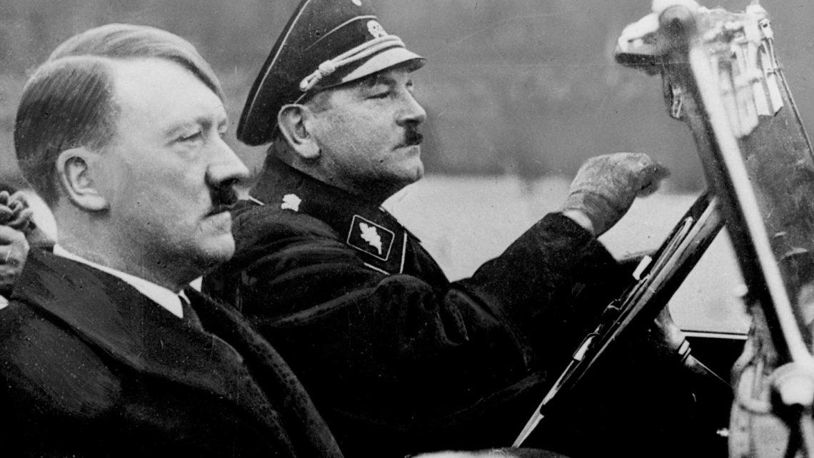 Adolf Hitler si murio en el 45