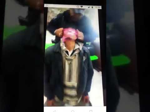 Policía de Villa de Zaragoza tortura a detenido