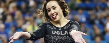 Katelyn Ohashi gimnasta