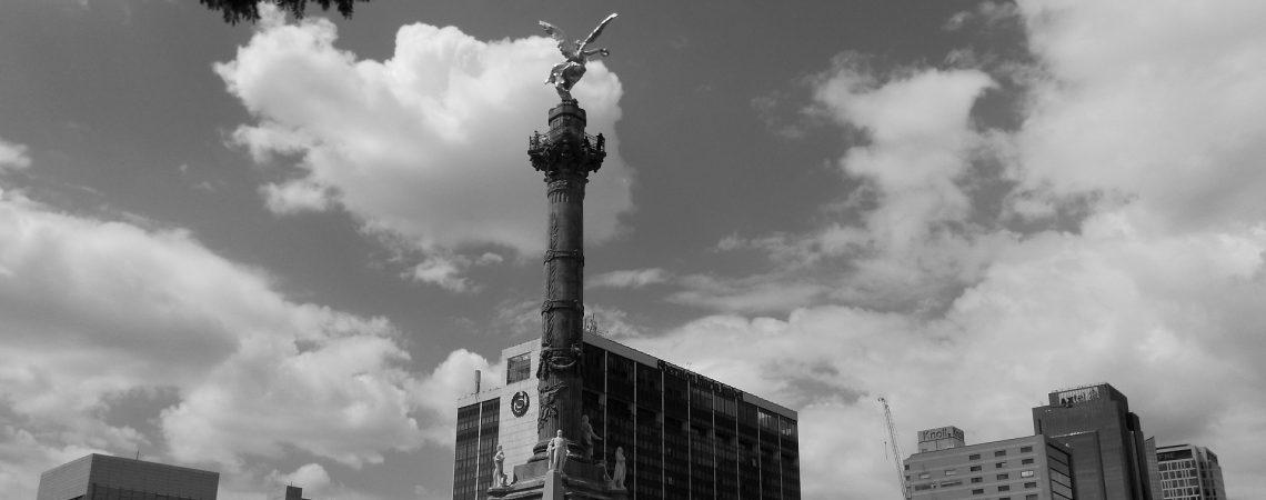 Ciudad de México CDMX Ángel de la Independencia destinos