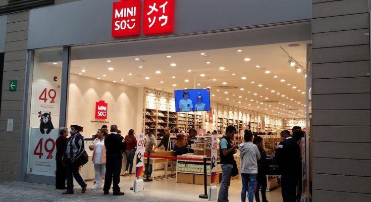 Miniso la famosa tienda japonesa abrir su tienda 100 en slp - Almacenes el dorado ...