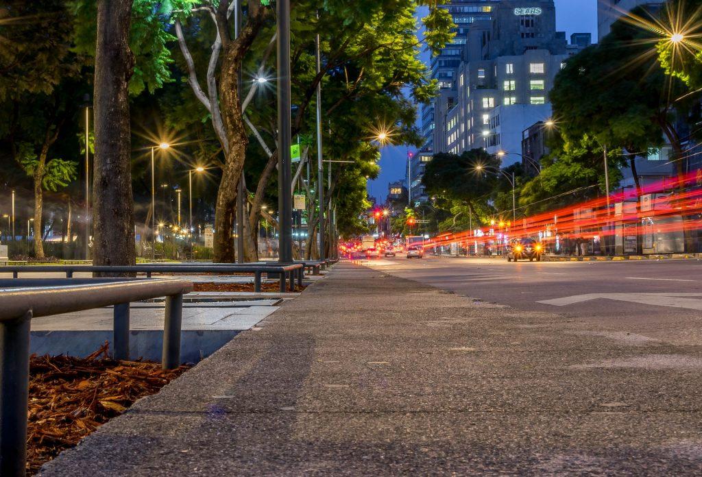 Ciudad de México CDMX noche destinos