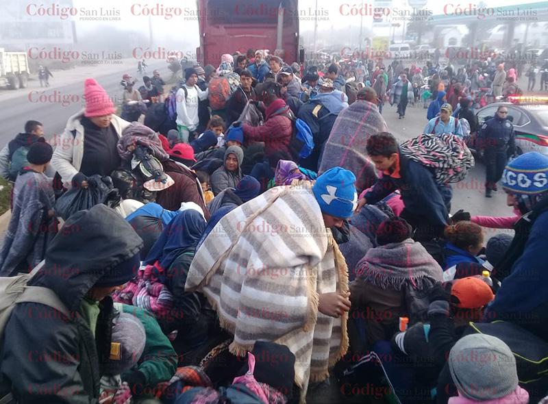 migrantes - migracion