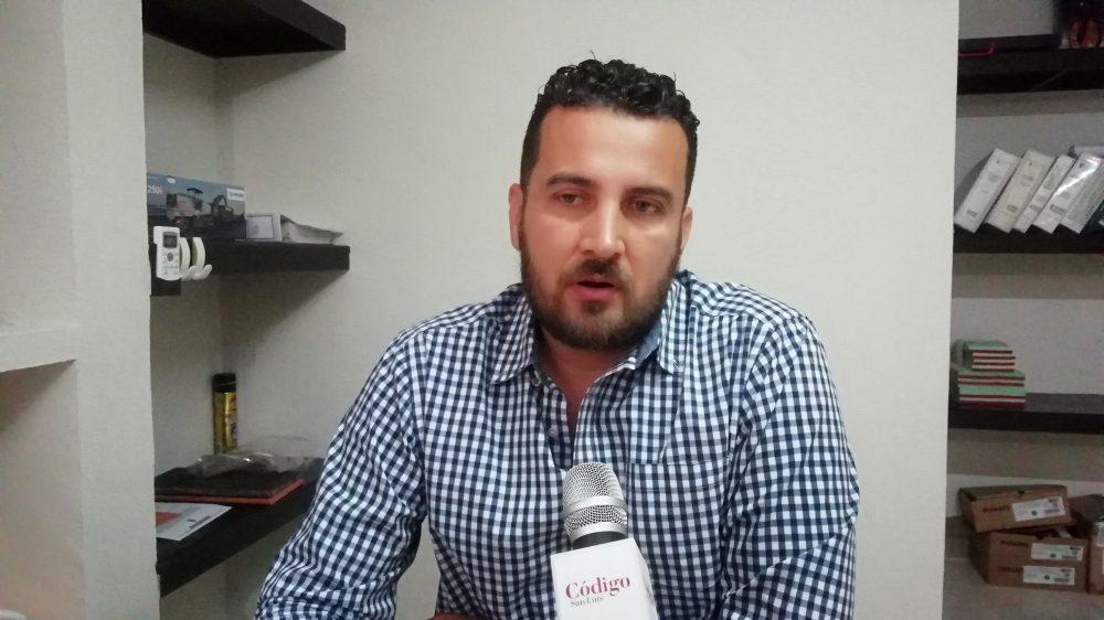 Alberto Machuca obras ciudad valles
