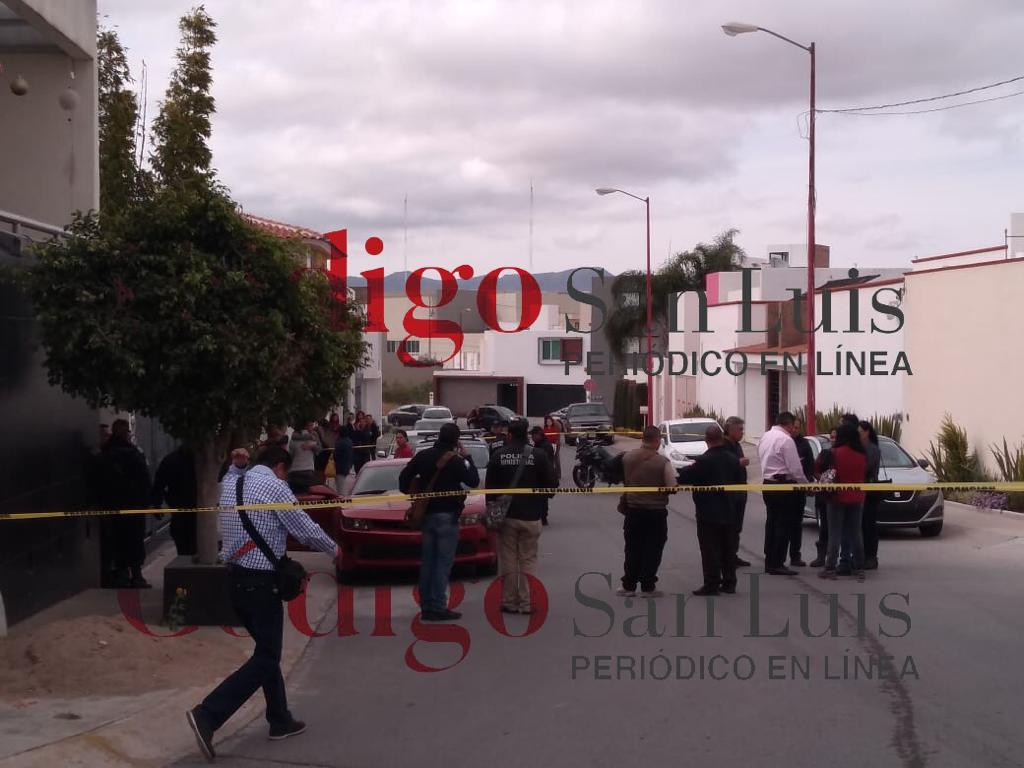 asesinato en Lomas del Tec