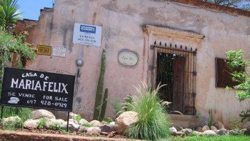 casa María Félix
