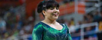 Alexa Moreno gimnasta mexicana