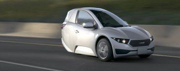 Automovil eléctrico competencia de Tesla