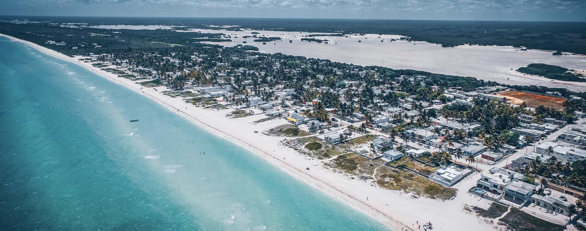 sisal yucatan mexico slider playa