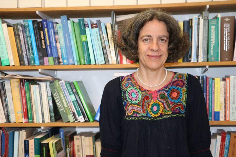 Dra Elisabeth Hubert IPICYT pastoreo