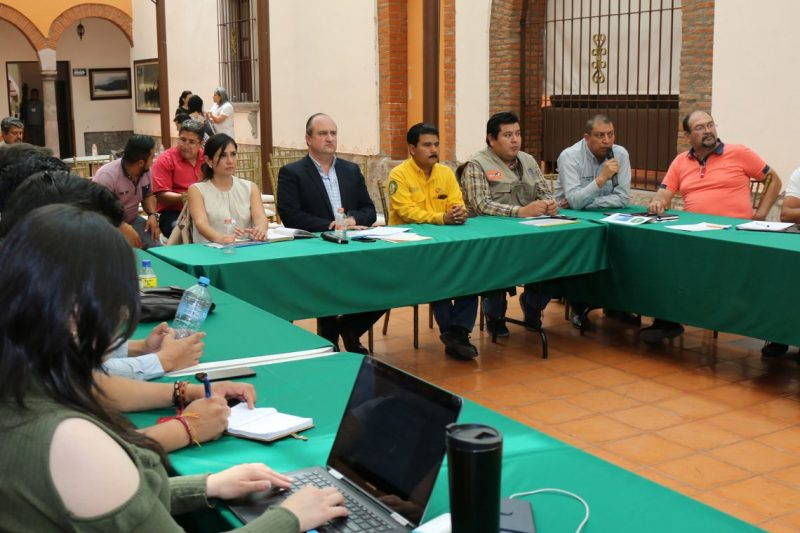 Plan de restauración ecológica Consejo Estatal Forestal