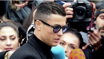 Cristiano Ronaldo citado a comparecer en Las Vegas