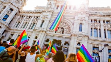 Celebración LGBTTI