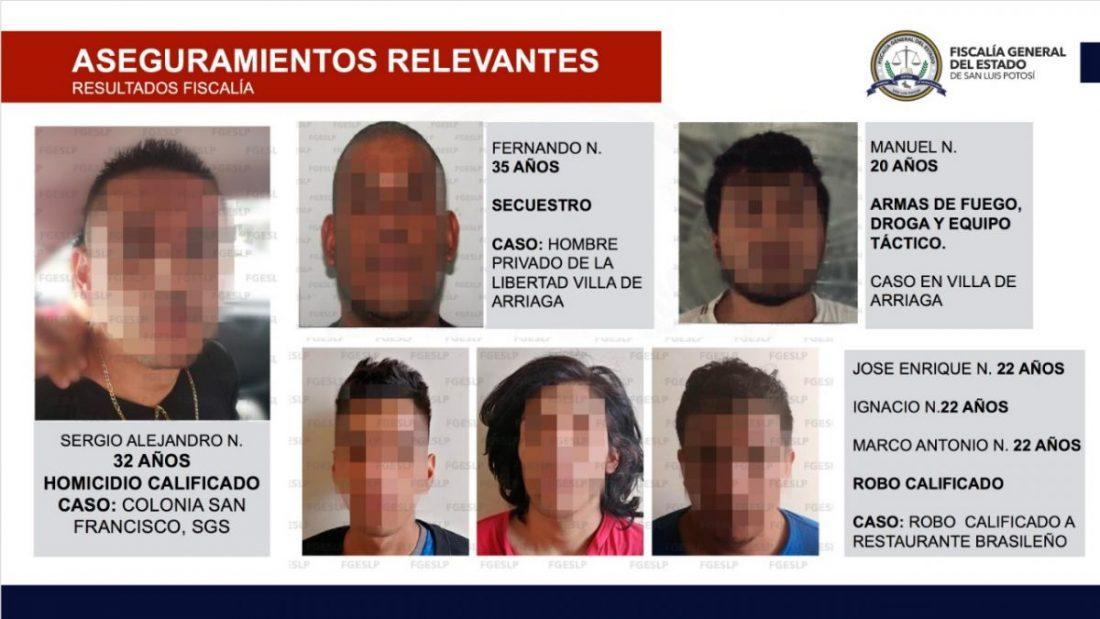 OBJETIVOS CRIMINALES