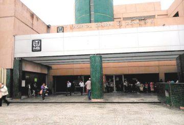 hospitan gral de zona 06 del imss - pacientes no covid