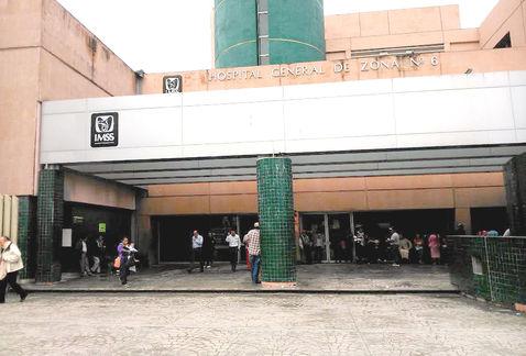 hospitan gral de zona 06 del imss - SIN MEDICAMENTOS