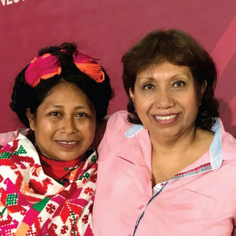 Senadora Leonor Noyola presentara su informe en la huasteca
