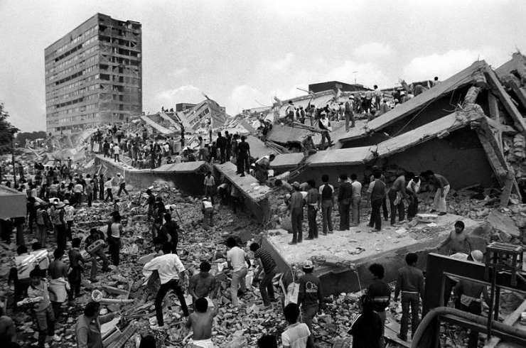 Terremoto1985 columna El Filósofo de Güémez