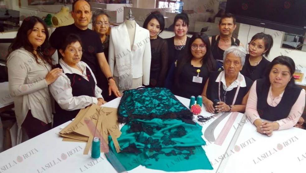 La Casa De Diseño Los Vestidos De Beatriz Gutiérrez Müller