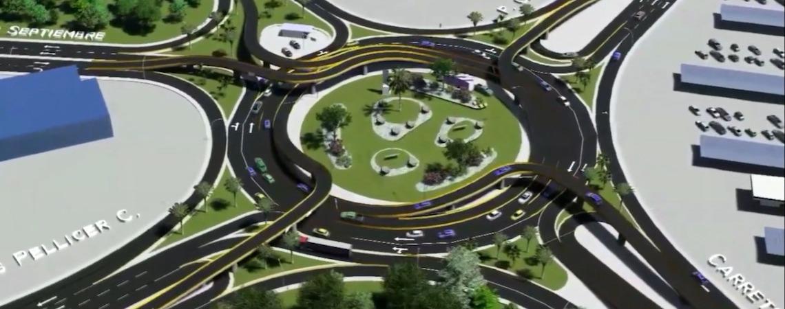Proyecto de distribución vial hecho por potosinos triunfa en Abu Dhabi