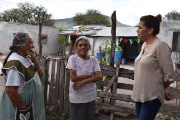 ENTREGA DE DESPENSAS en comunidades de alta marginacion3