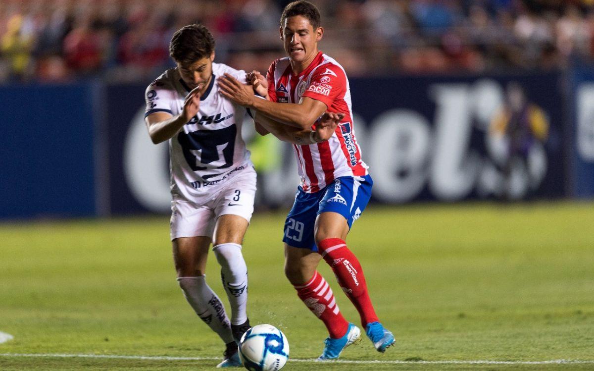Pumas arrolla a domicilio en la Copa MX