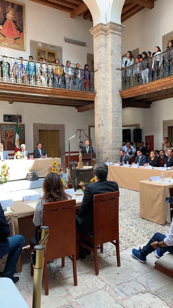 congreso real de catorce