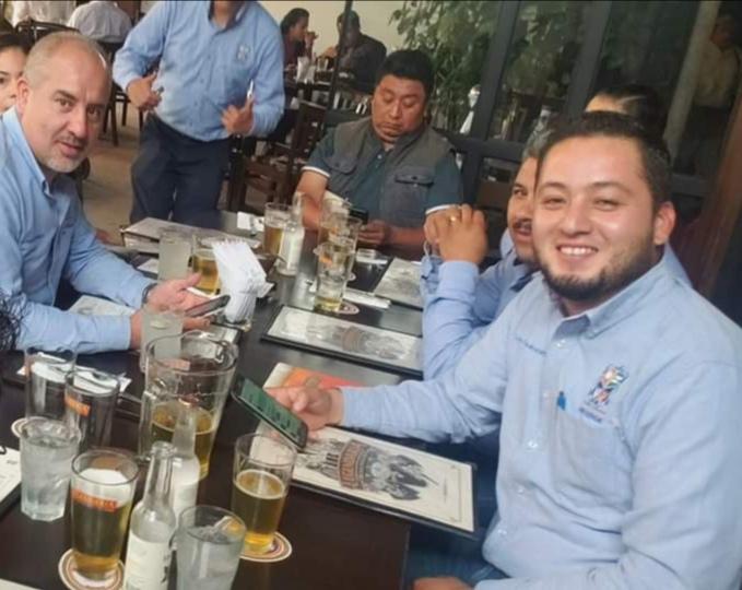 funcionarios de rioverde se embriagan