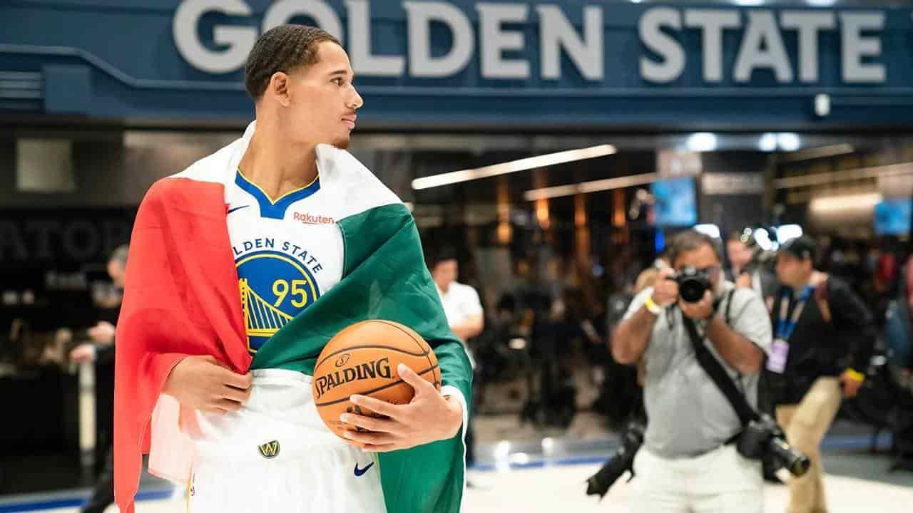 ¡México en la NBA! Golden State contrata a Juan Toscano, seleccionado nacional