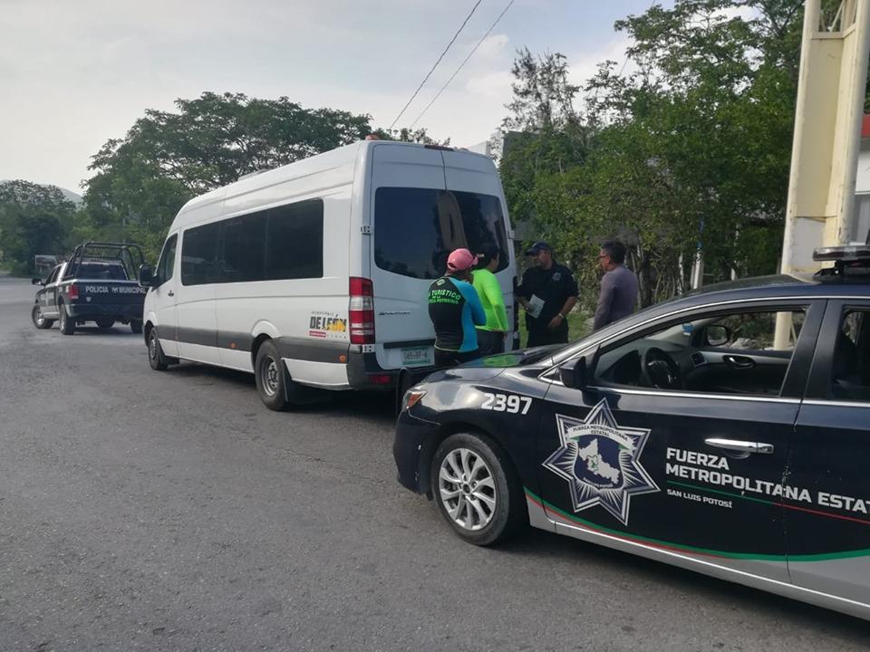 nota transporte turismo
