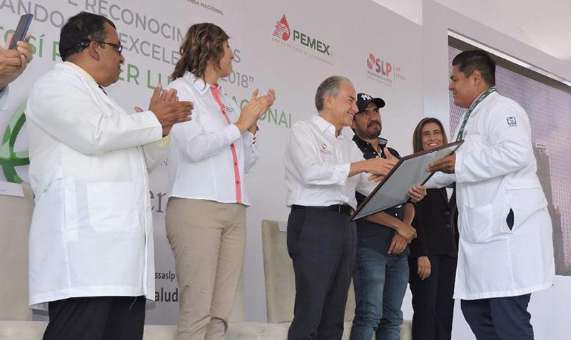 Sector Salud de Matehuala