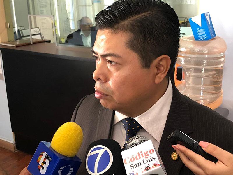 Hector Sipac - consul general de Guatemala en SLP