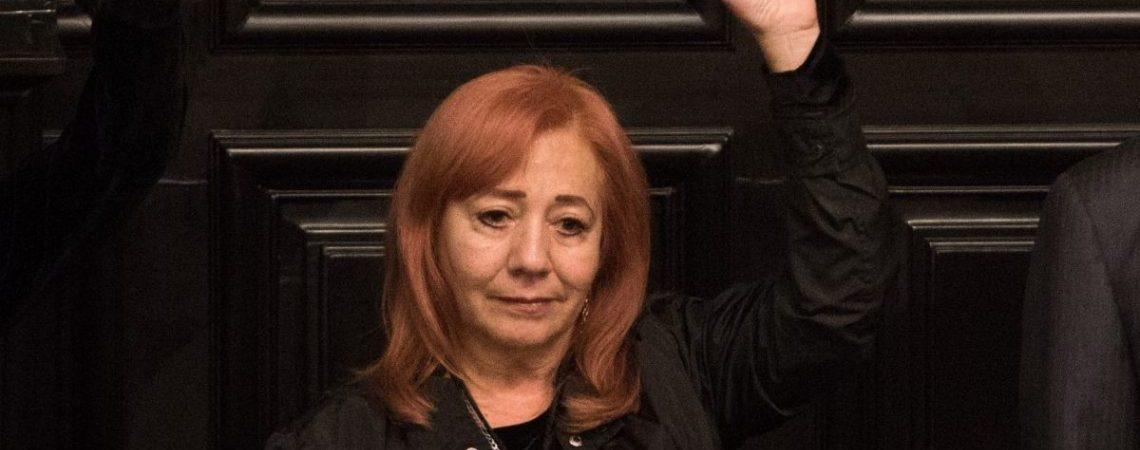 Rosario Piedra Ibarra nueva titular de la comision nacional de los derechos humanos