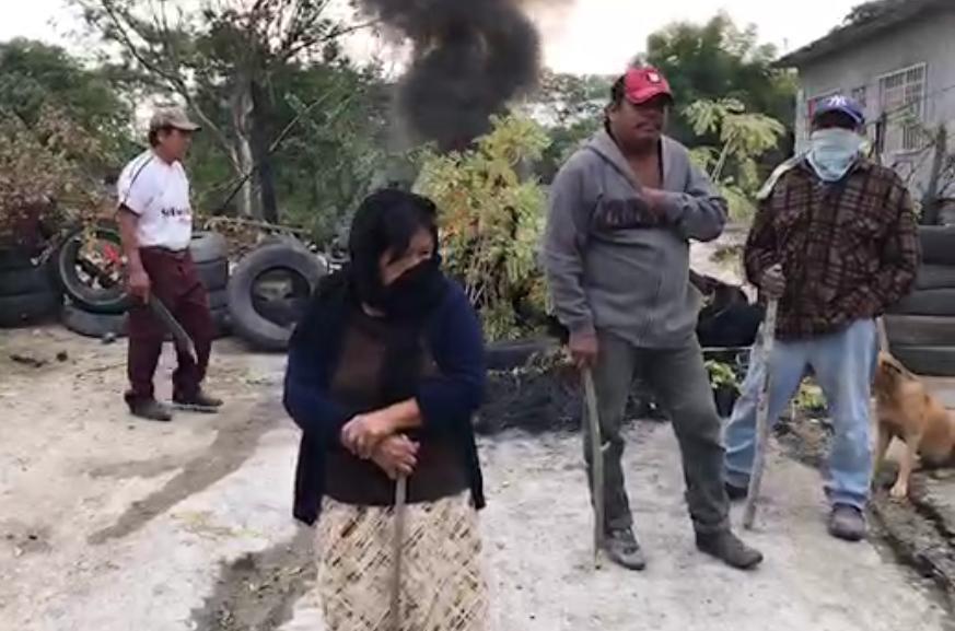 Antorchistas frustran desalojo en la Buenos Aires en Valles - Código San Luis