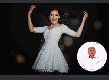 Emily Nicol Hernandez Esparza - premio municipal de la juventud de rioverde - sobrina del oficial mayor