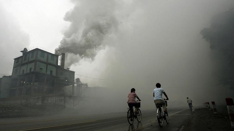 calidad del aire cambio climatico