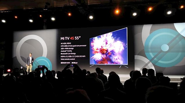 lanzamiento de nuevas televisiones xiaomi 2