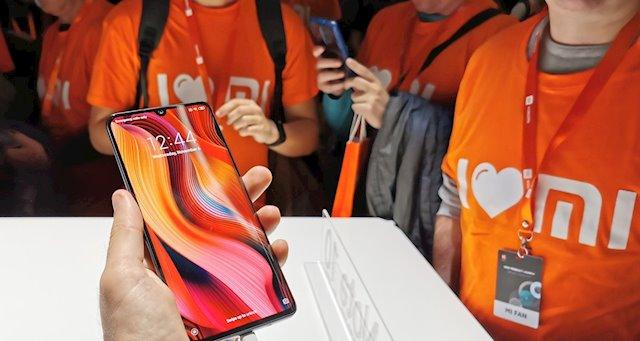 nuevo celular xiaomi 108 megapixeles