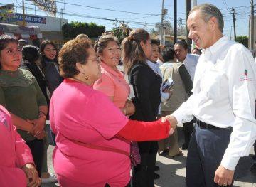 gobernador Carreras en Soledad