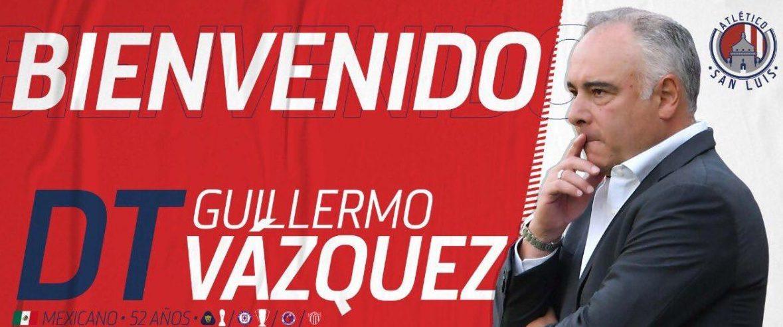 ¡Que ahora sí! Memo Vázquez, nuevo DT del Atlético de San Luis