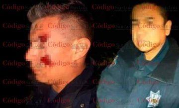 atacan a policias estatales en rioverde