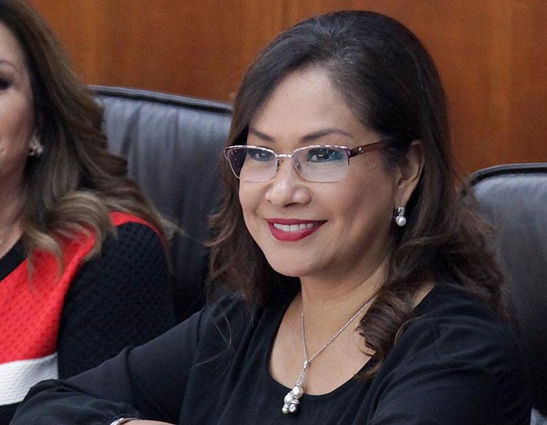 Sonia Mendoza Acción Nacional