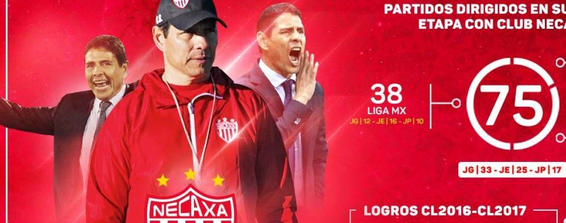 Alfonso Sosa llegará al Necaxa para el Clausura 2020