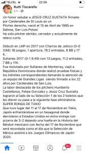 publicacion beisbol