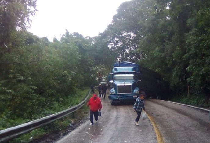 carreteras - las lluvias