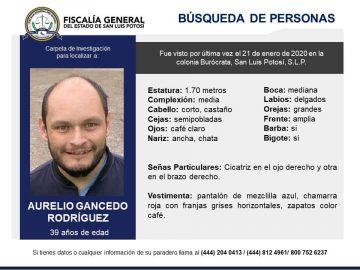 Aurelio Gancedo- homicidio